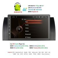 Android 10.0 Navigation Car NO DVD GPS Multimedia for BMW E39 X5 E53 M5 E38 BT/RDS/Radio/Canbus TPMS DVR SWC DAB+4G USB DTV OBD2