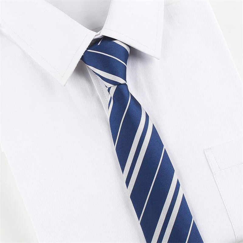 Corbata para el cuello Hermione Hogwarts Slytherin Cosplay disfraces accesorios Magic College corbata Fans regalo YL363
