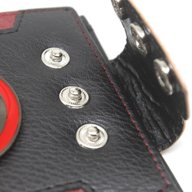cartão de crédito slot feminino bi-fold carteira