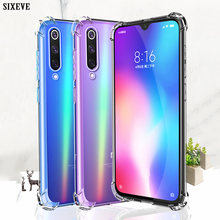 Shockproof Silicone Lembut Bening Case untuk Xiaomi Mi 8 Lite 9 Se 10 Redmi S2 3S 4X 5 Plus 5A 6 Pro 6A Note 3 4 6 Mobile Phone Cover(China)