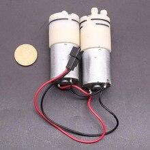 Mini 370 Motor Pump for Beer Machine Water Pump + Air Pump SET DC 12-24V Micro Self-priming