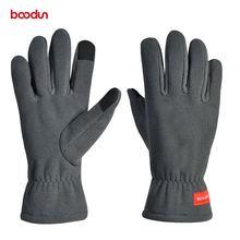 Зимние перчатки boodun для сенсорных экранов мужчин и женщин