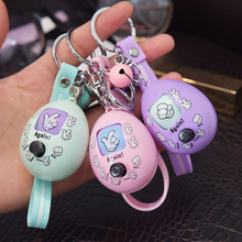 Scissors Mini-Device Play Fair And 1PC Toy Key-Chain-Pendant Rock-Paper Finger-Guessing-Game