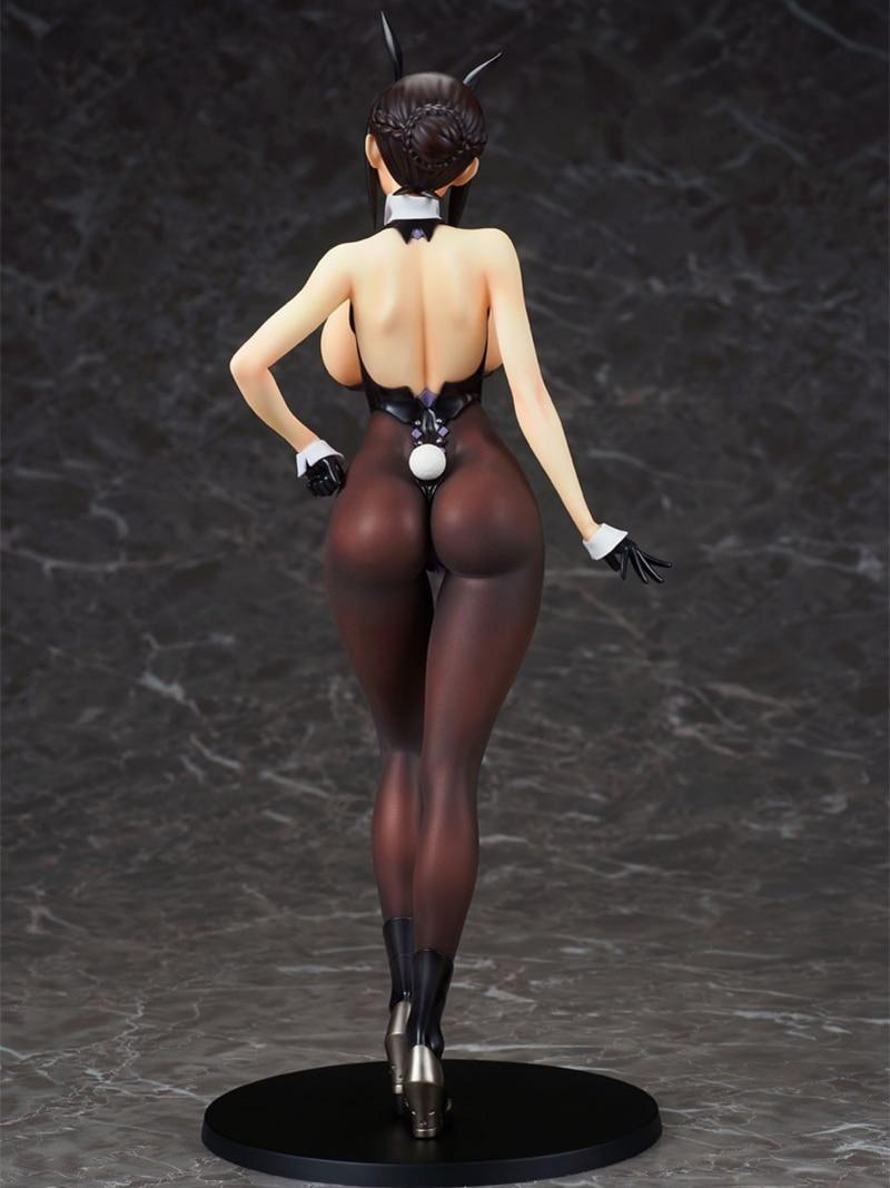 PVC Figure New No Box 32cm Soft Anime Q-six BUNNY GIRL Erika Izayoi Ban Ver