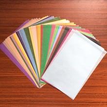 100 листов/пакет, бумажные салфетки с цветами, 14 х21 см, A5, подарочная упаковка, домашнее украшение, праздничная вечеринка, свадьба, «сделай сам...