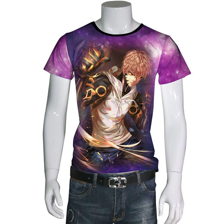 Superman Punch manga corta Camiseta ropa 3D camiseta ropa Trend Cool productos relacionados Xa141