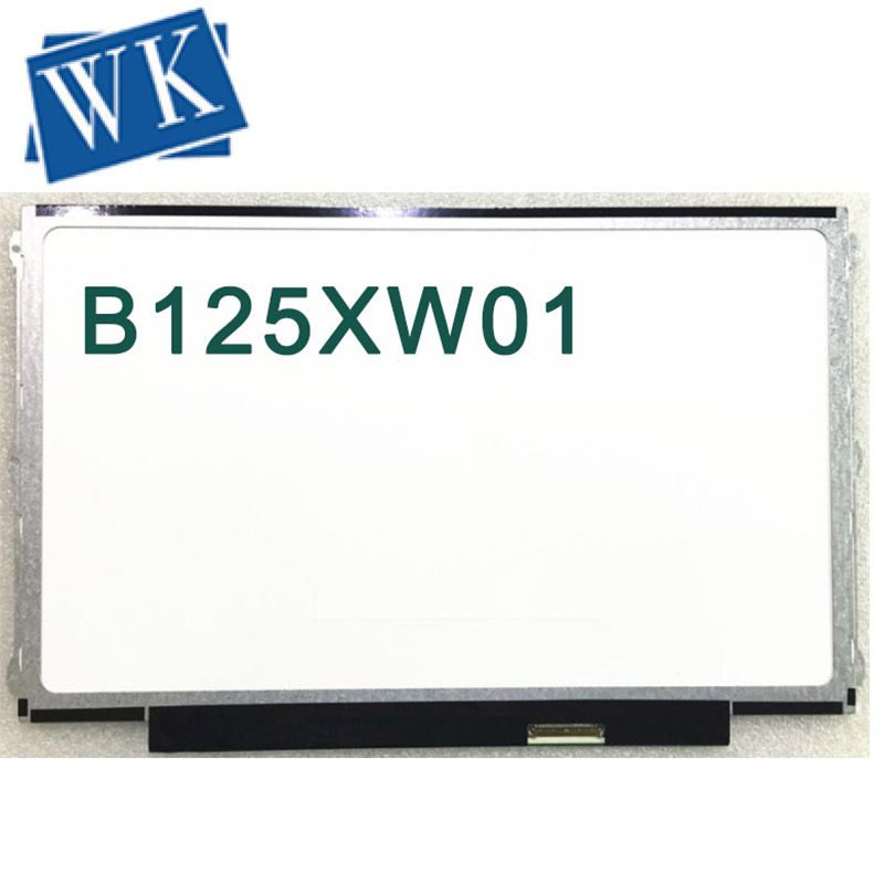 12.5 inch for FOR <font><b>LENOVO</b></font> U260 K27 K29 <font><b>X220</b></font> X230 LTN125AT01 LP125WH2 TLB1 B125XW01 <font><b>LCD</b></font> Display Panel Replacement part <font><b>lcd</b></font> screen image