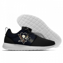 Air Mesh Running Shoes Fashion Penguins Unisex Pittsburgh Shoes