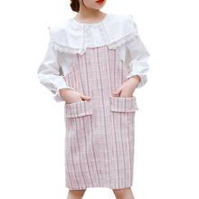Весна Осень 2020 Новое поступление модный костюм из 2 предметов