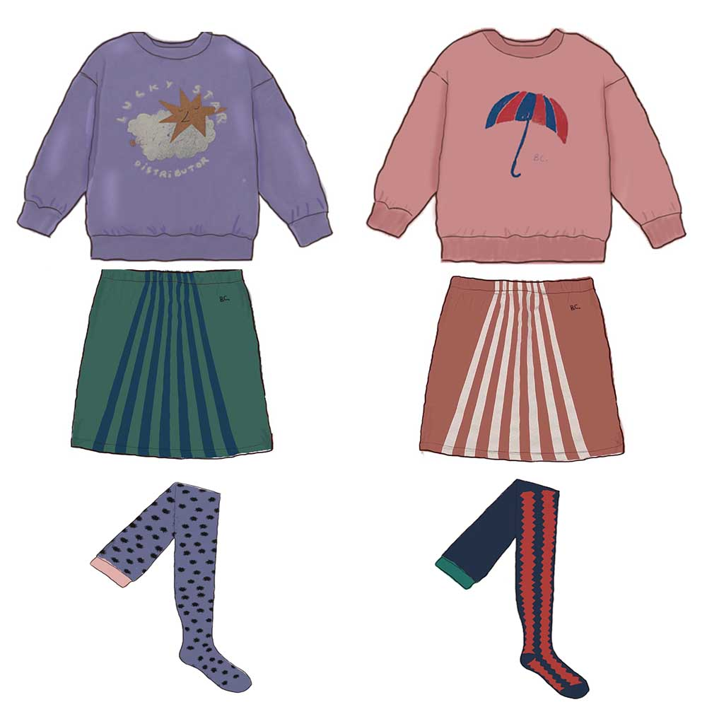 Baby Toddler Children Clothing School Plaid Girls Skirt Bottoming Princess Pleated Skirts Kids Short SKirt Children Clothes 6