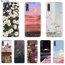 Flowers Grass Case For Samsung S8 S9 S10 S20 Plus Coque Capa Soft Silicone For Galaxy S20 Ultra S10E S6 S7 EDGE Back Cover Shell(China)