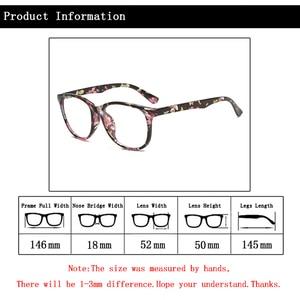 Image 4 - New Fashion Photochromic Myopia Sunglasses for Women Men Retro Nearsighted Glasses Students Shortsighted Eyeglasses 0, 1~ 6 L3