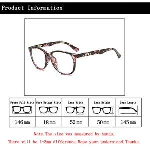 Image 4 - חדש אופנה Photochromic משקפי שמש מיופיה עבור נשים גברים רטרו קצרי רואי משקפיים סטודנטים קצרי רואי משקפיים 0,  1 ~ 6 N5