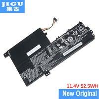 JIGU 11.4V 52.5WH oryginalny akumulator do laptopa L15L3PB0 5B10R38659 L15M3PBO dla Lenovo Flex 5 15 Ideapad 330C 330S 15 w Akumulatory do laptopów od Komputer i biuro na