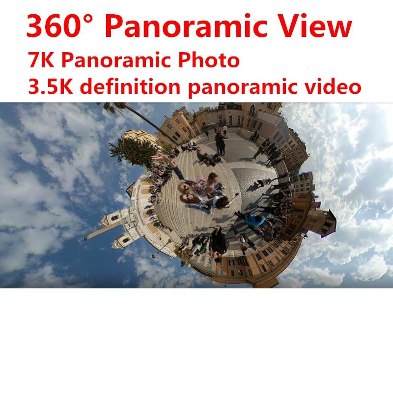 Xiaomi Panoramic-Camera Video-Recording Wifi 360 Bluetooth Mini Rating In-Stock IP67