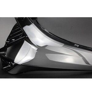 Image 3 - 자동차 헤드 라이트 렌즈 캐딜락 XT5 2016 2017 2018 헤드 램프 커버 교체 자동 쉘 밝은 램프 그늘 쉘 캡 갓