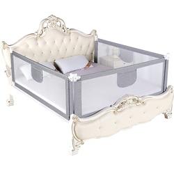 Barandilla de la cuna del bebé, cerca de la cabecera del bebé 2m 1,8, barandilla para Cama grande, a prueba de caídas, deflector Universal para cama, cerca para recién nacido