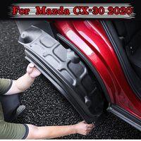 For Mazda CX 30 2020 2Pcs Fender Car Mudguard Refit Rear Tire Fender Special Decoration Auto Mudguard Exterior Car Accessories