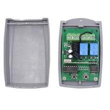 2 チャンネル受信機互換のガレージ/ゲートリモートmittoタイプb rcb TX2/TX4/0678 2 ボタン