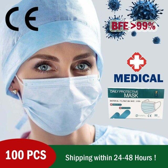 FFP3 mascarilla Anti-dust Mouth Face Mask Dust anti Flu Filter Masks ffp2 Mask N95 mascarilla Respirator DHL Shipping 1