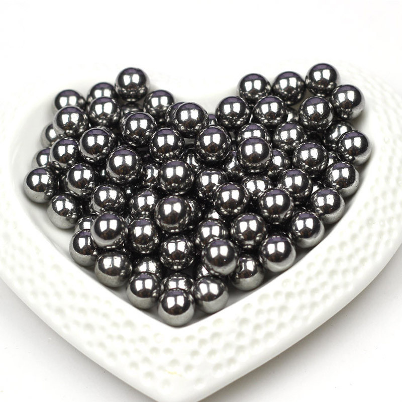 500/1000/3000pcs/Lot 3mm 4mm 5mm  6mm Steel Balls Slingshot Hunting High-carbon Steel Slingshot Balls Catapult Slingshot