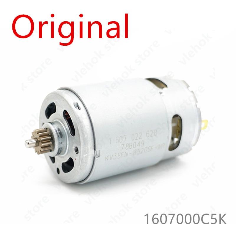 13Teeth Motor For BOSCH GSR120-LI GSR10.8V-13 1607000C5K 1607 000 C5K 1607022628 Power Tool Accessories Electric Tools Part