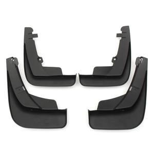 Image 3 - واقيات الطين لـ VW/Touareg 1 MK1 2 MK2 3 MK3 2008 2020 ، واقيات الطين ، وإكسسوارات رفرف السيارة الأمامية والخلفية