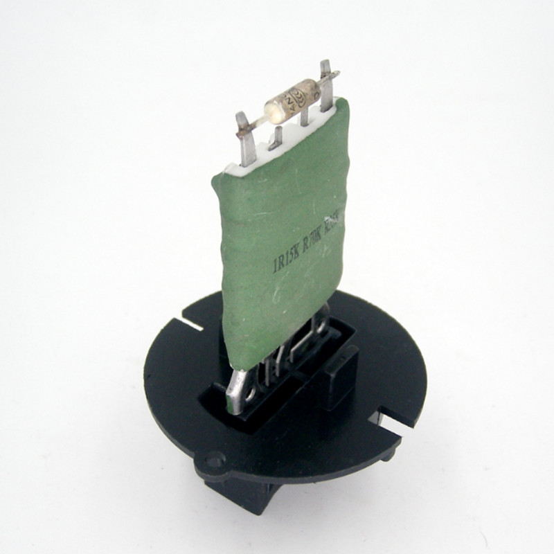 9636618080 Heater Blower Resistor for Peugeot 307//CC//SW 3A//C 3B 3E 3H 6450.JP