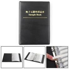 Conjunto sortido da indutância da microplaqueta de areyourshop 0201 1206 0402 0805 smd 1 indutores do livro da amostra 550-2100 pces