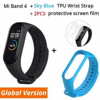 Xiaomi Smart Wristbands Add Sky Blue Strap