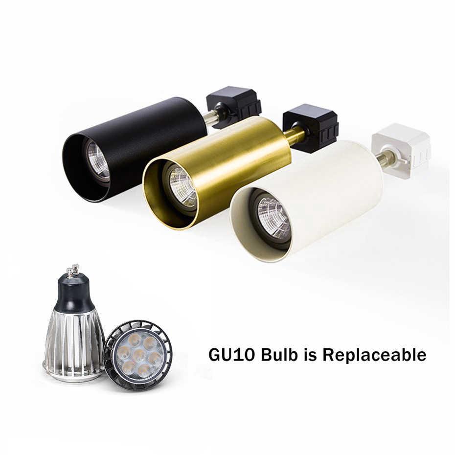 [DBF]7 واط LED GU10 لمبة استبدال سطح شنت LED النازل الدافئة/الباردة نجفة بيضاء بقعة ضوء للمطبخ الموافقة المسبقة عن علم التلفزيون الخلفية