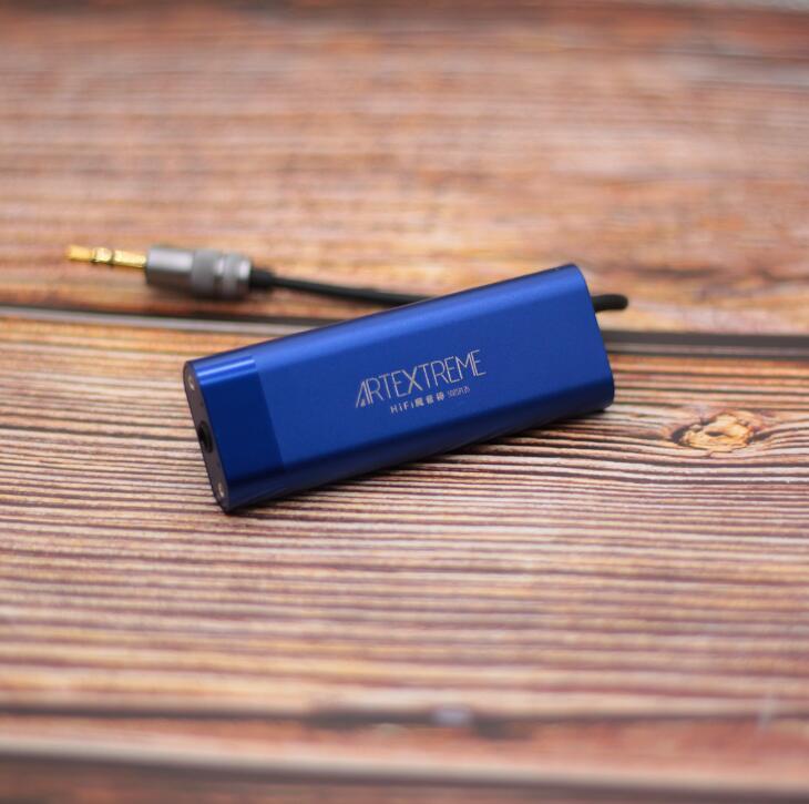 Portable Headphone Amplifier SD05 PLUS HiFi  Earphone Amplifier Stereo Audio AMP For Mobile Phone Mini 3.5mm 2