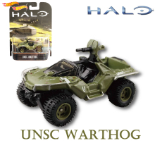 Model-Collection-Toys Chariots Game Halo WARTHOG Hot-Wheels Birthday-Gift Boy DMC55 UNSC