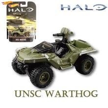 Оригинальные горячие колеса Halo War игра классические колесики UNSC wartog Модель Коллекция игрушки подарок на день рождения мальчика DMC55