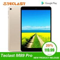 Teclast M89 Pro 7,9 дюймов 3 Гб RAM 32 ГБ ROM IPS X27 Deca Core 5.0MP 2048 × 1536 Type-C 2,4G + 5G двухдиапазонный WiFi металлический тонкий планшетный ПК