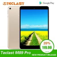 Teclast M89 Pro 7.9 inch 3GB RAM 32GB ROM IPS X27 Deca Core 5.0MP 2048×1536 Type C 2.4G+5G Dual band WiFi Metal Thin Tablet PC