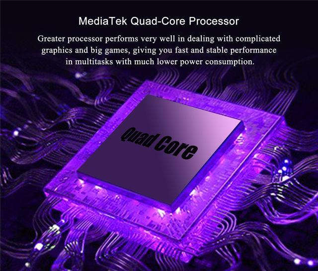 MediaTek Quad-Core Processor