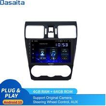 Dasaita Android 10 Car Radio for Subaru Forester / WRX Multimedia 2016 - 2019 Stereo 2Din DSP IPS 1280*720 Carplay HDMI 4Gb+64Gb