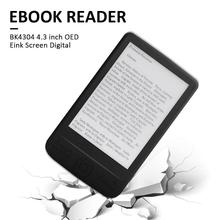 4.3 inch E-Ink Ebook Reader LCD Smart E-reader 4/8/16GB Memory Electronic Book HD Digital E-book Multi-language Support
