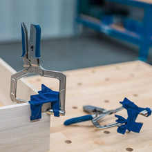 Hand Tool Woodworking 90 Degree Corner Clamp Works on 90 Corners and T Joints High Quality(China)