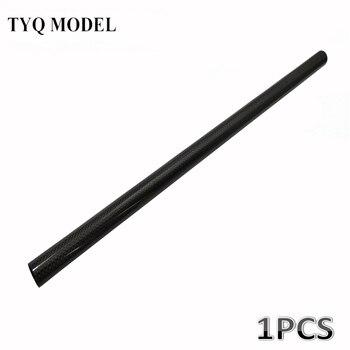 1 pcs Carbon Fiber Tube 3K Glossy surface diameter 8mm -30mm  Length 500mm high strength Carbon fiber hollow tube for drone цена 2017