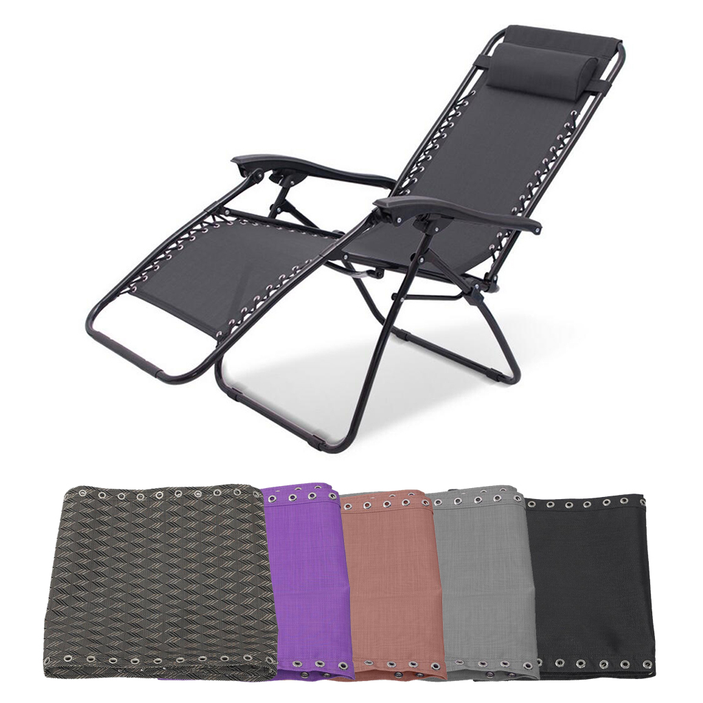 Replacement Fabric Cloth For Anti Gravity Chair,Patio Lounge Couch Recliners 63*17Inch, Washable Chair Cover, Conveninet Life
