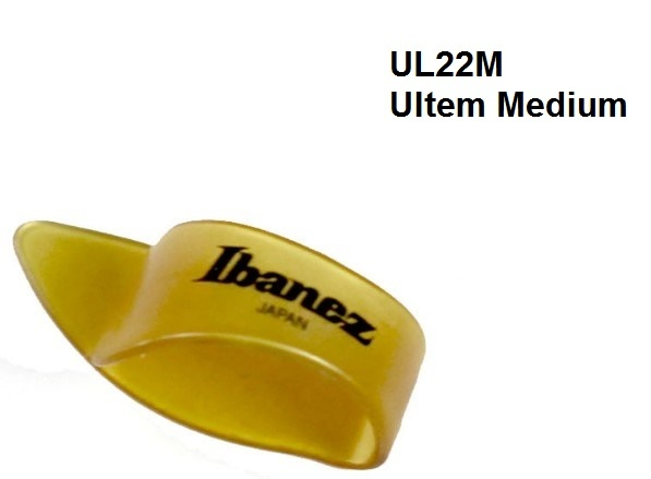 IBANEZ UL22/CE22 Ultem or Celluloid Electric Acoustic Guitar Thumb Pick