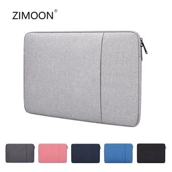 Laptop Sleeve Tasche mit Tasche für MacBook Air Pro Ratina 11.6/13.3/15,6 zoll 11/12/13/14/15 zoll Notebook Fall abdeckung für Dell HP 1