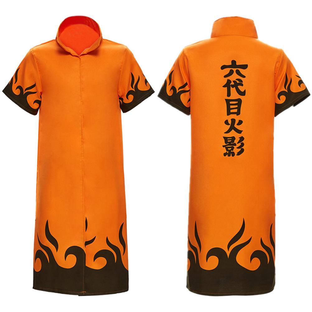 Anime Cosplay Costume Clothings Anime Yomoduki Runa Cosplay Costume For Girls Women Orange Coat Hoodies Zip Jacket Coat 4