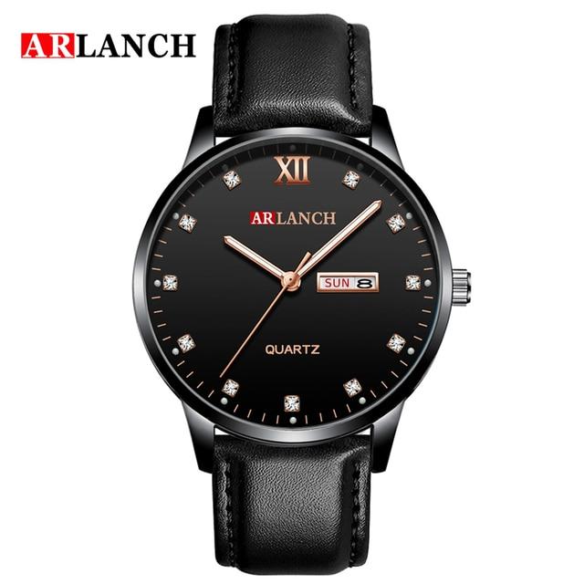 Фото мужские часы модные бизнес алмаз водонепроницаемые мужские кварцевые цена