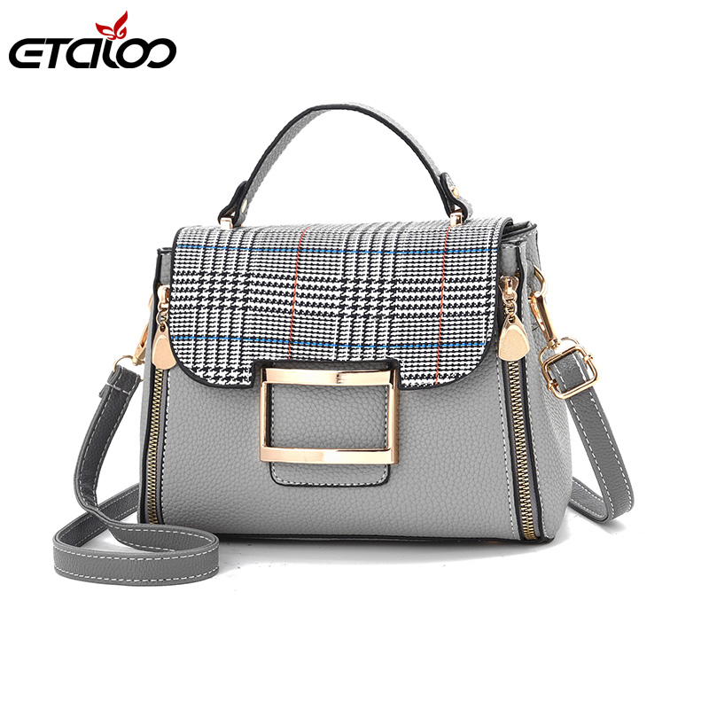 Spring-Summer 2020 Fashion New Styles Women's Bags Small Square Bags Handbags Shoulder Bags Crossbody Bags Women's Bag