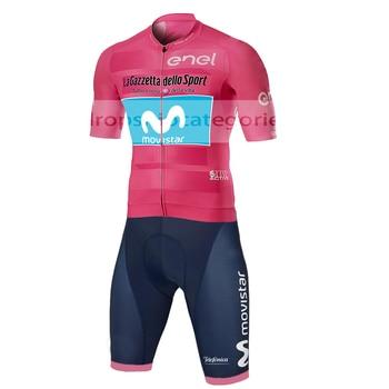 Traje completo de ciclismo para EQUIPO Movistar, Maillot, traje para carreras de...
