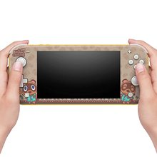 Stickers Skin-Decal Switch Lite Crossing-Skin Nintendo Faceplate Console Animal for Full-Set