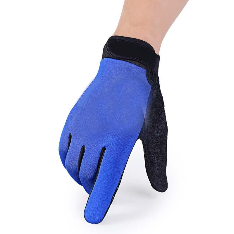 Labor Insurance Gloves Skin Wear-resistant Non-slip Nylon Gloves Oil Resistant Work Protective Gloves